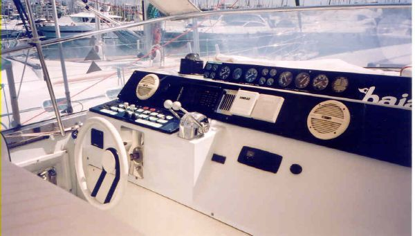 Baia b49 1990 All Boats