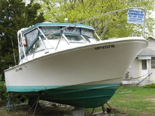 Boats for Sale & Yachts Black Watch 26' Express YANMAR DIESELS 1990 All Boats