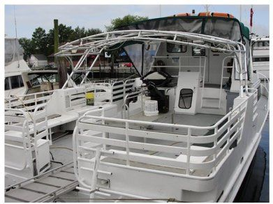 BREAUX BROTHERS Dive/ Crew Boat 1990 All Boats