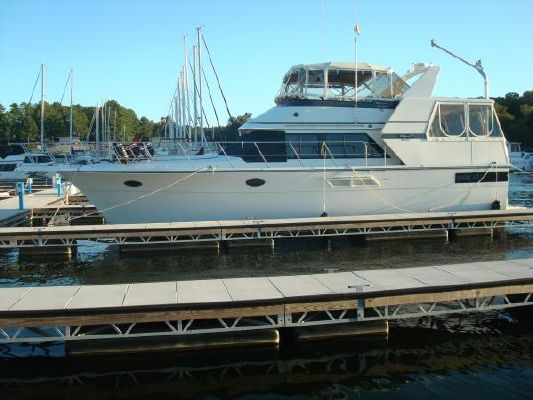 1990 californian 45 motor yacht  1 1990 Californian 45 Motor Yacht