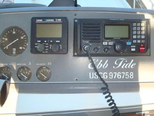 1990 californian 45 motor yacht  15 1990 Californian 45 Motor Yacht