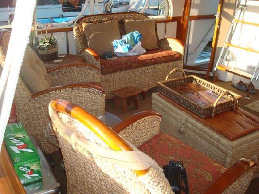 1990 californian 45 motor yacht  18 1990 Californian 45 Motor Yacht