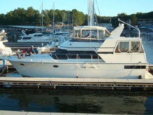 1990 californian 45 motor yacht  2 1990 Californian 45 Motor Yacht