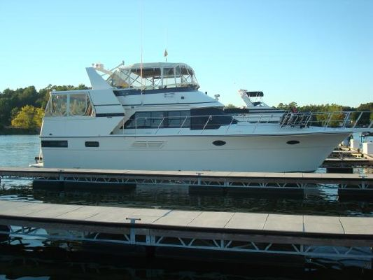 1990 californian 45 motor yacht  3 1990 Californian 45 Motor Yacht