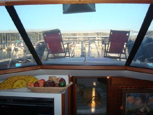 1990 californian 45 motor yacht  35 1990 Californian 45 Motor Yacht
