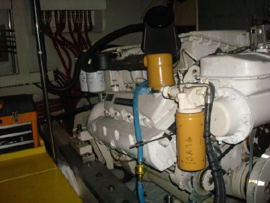 1990 californian 45 motor yacht  51 1990 Californian 45 Motor Yacht