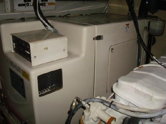 1990 californian 45 motor yacht  59 1990 Californian 45 Motor Yacht