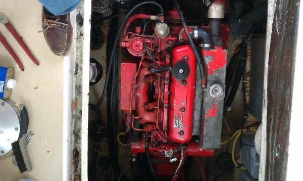 1990 cape dory 300 motorsailer  15 1990 Cape Dory 300 Motorsailer