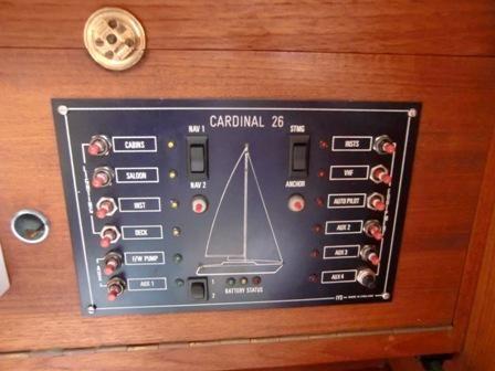 Cardinal 26 1990 All Boats