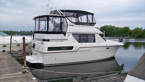 1990 Carver 36 38 Aft Cabin Motor Yacht Boats Yachts For