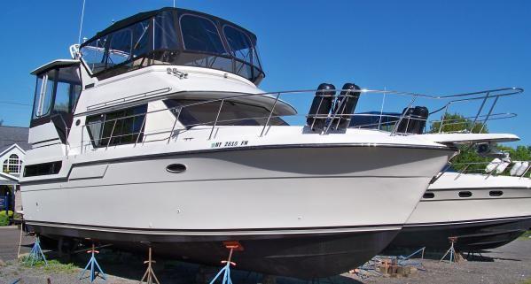 Boats for Sale & Yachts Carver 36/38 Aft Cabin Motor Yacht 1990 Aft Cabin Carver Boats for Sale