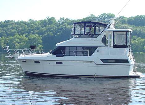 Boats for Sale & Yachts Carver Aft Cabin 3807 1990 Aft Cabin Carver Boats for Sale