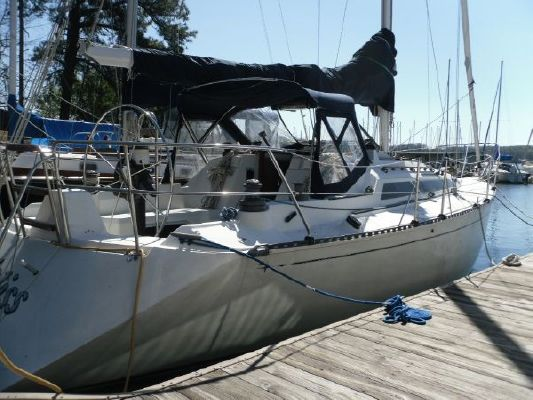 1990 C Amp C 34 Boats Yachts For Sale