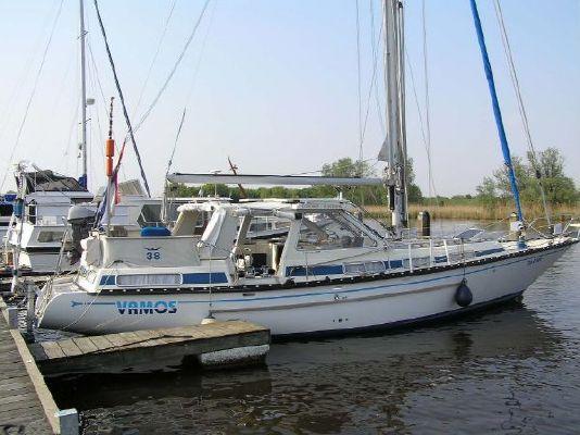 Coronet Elvstrom motorsailer 40 1990 Motor Boats Sailboats for Sale
