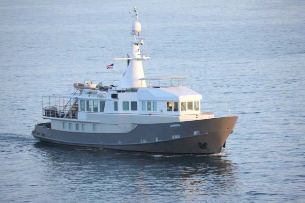 Boats for Sale & Yachts Custom Converted Baltic Tug 1990 All Boats Tug Boats for Sale