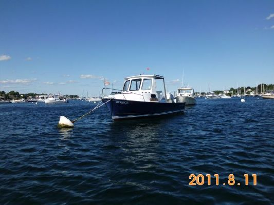 Eastern Boats / Seacoast Fisherman 1990 All Boats Fisherman Boats for Sale