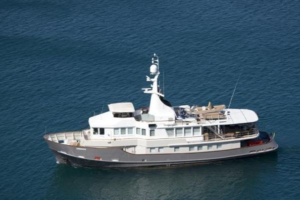 1990 Expedition Motor Yacht Trades Accepted Boats