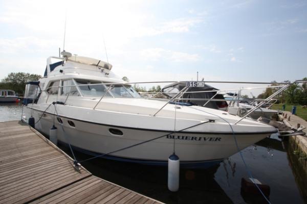 Fairline Sedan 36 1990 Motor Boats