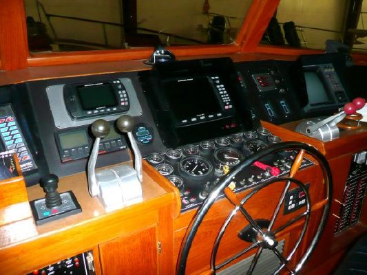 Fleming Pilothouse Motor Yacht 1990 Pilothouse Boats for Sale