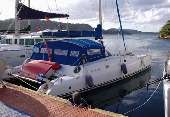 Fountaine Pajot Maldives 1990 Fountain Boats for Sale