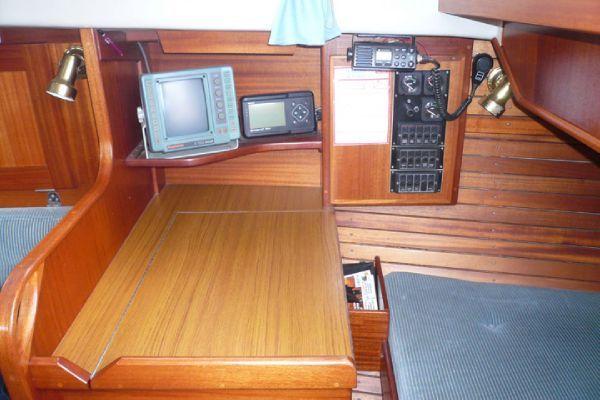 1990 hallberg rassy 312  3 1990 Hallberg Rassy 312