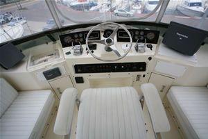 Hatteras 40' Double Cabin Motor Yacht 1990 Hatteras Boats for Sale