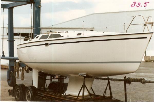 Hunter 33.5 1990 All Boats