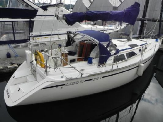 Boats for Sale & Yachts Hunter 35.5 1990 All Boats