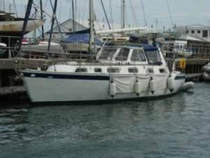 Boats for Sale & Yachts Huntward Boats Int. 44' Cabriolet 1990 All Boats