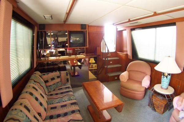 Boats for Sale & Yachts Hyundai Aft Cabin Motoryacht like Hatteras, Jefferson, Carver 1990 Aft Cabin Carver Boats for Sale Hatteras Boats for Sale