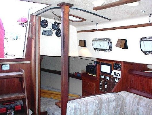 Boats for Sale & Yachts Island Packet Cutter RECENT SURVEY Trades Considered 1990 Sailboats for Sale