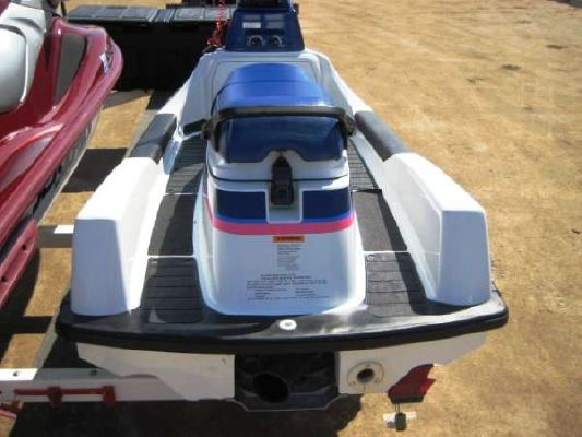 Kawasaki Model JF650 1990 All Boats
