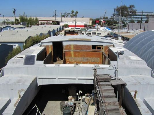 1990 kurt hughes design project catamaran  20 1990 Kurt Hughes Design Project Catamaran