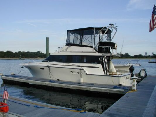 Luhrs 3400 Motor Yacht 1990 All Boats