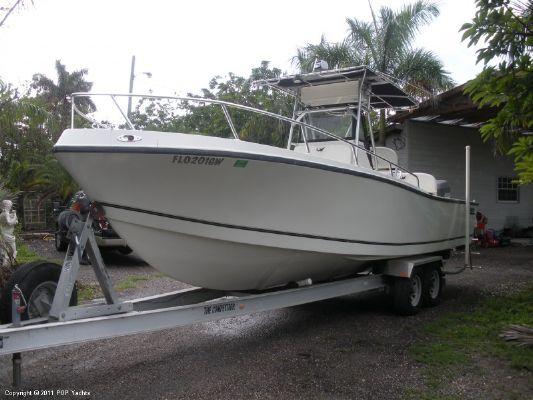 Mako 26 CC 1990 Mako Boats for Sale