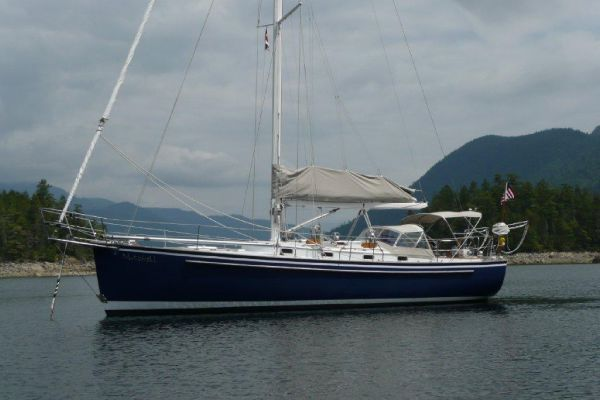 Mark Ellis Nereus 40 Cutter 1990 Sailboats for Sale
