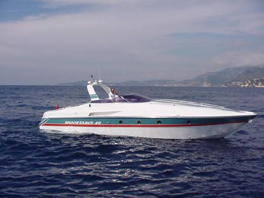 Montecarlo 40' 1990 All Boats