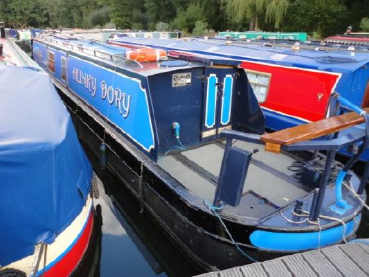 Boats for Sale & Yachts Narrow Boat Pat Buckle Cruiser Stern with 1.8 diesel engine 1990 All Boats