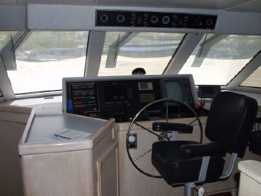 Nordlund Raised Pilothouse 1990 Lund Boats for Sale Pilothouse Boats for Sale