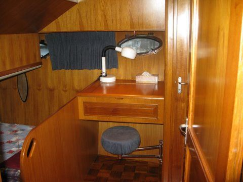 Ocean Alexander Custom 48 1990 Motor Boats Ocean Alexander Boats