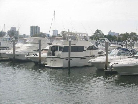 1990 ocean motor yacht boats yachts for sale for Ocean yachts 48 motor yacht for sale