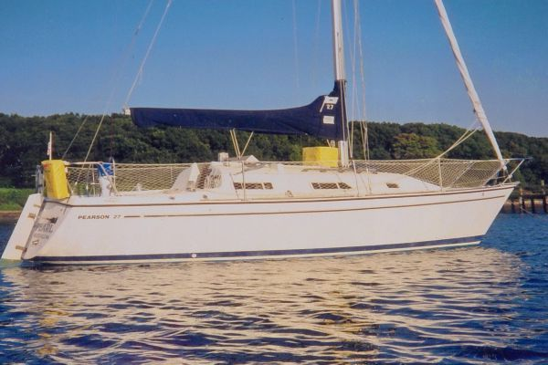 Boats for Sale & Yachts Pearson 27 1990 Sailboats for Sale