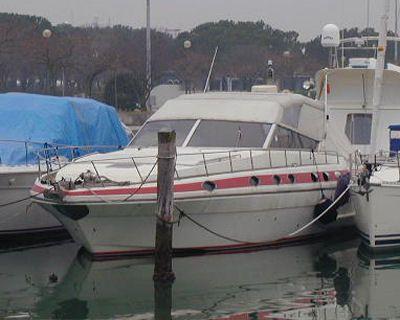 Piantoni 46 Open 1990 All Boats