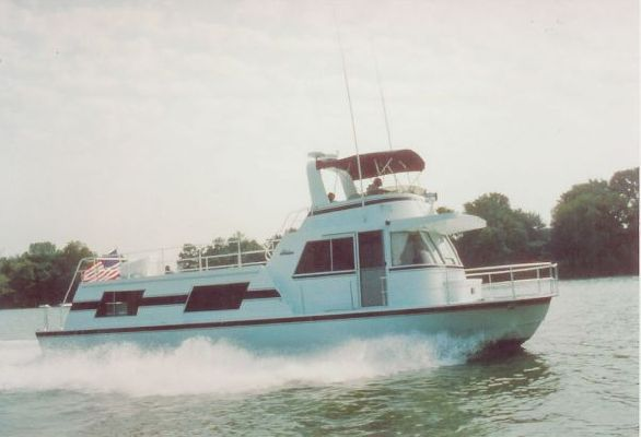 Pluckebaum Wide Body 1990 All Boats