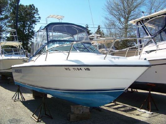 Boats for Sale & Yachts Pursuit 2150 1990 All Boats