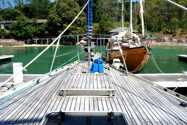R.P.Lund Bruce Roberts 55 1990 Lund Boats for Sale