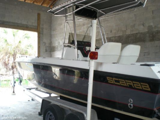 Boats for Sale & Yachts Scarab 26 SPRINT 1990 Scarab Boats for Sale