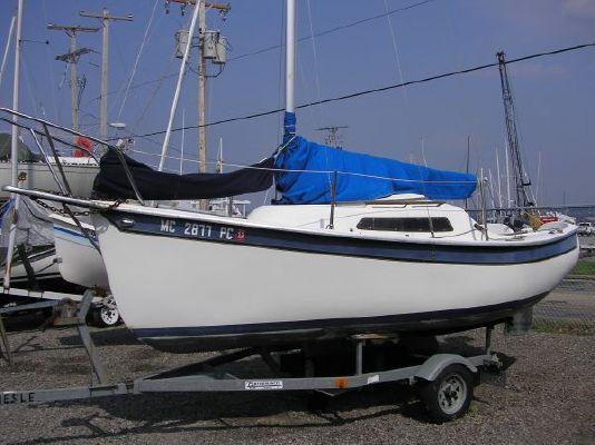 Seaward Fox 1990 Sailboats for Sale