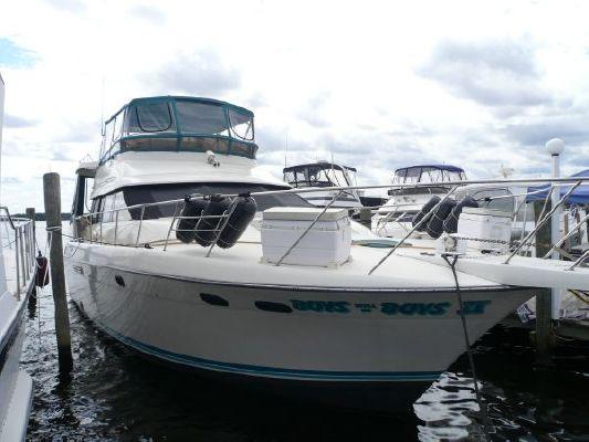 1990 silverton 46 motor yacht  1 1990 Silverton 46 Motor Yacht