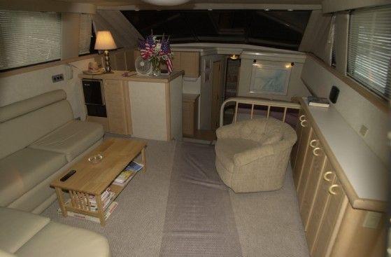 1990 silverton aft cabin  3 1990 Silverton AFT CABIN